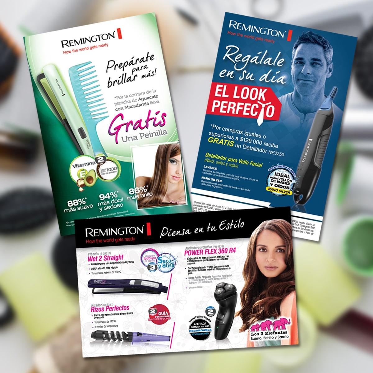 Promoción para Revista